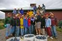 Fraser Harvest Crew 2008
