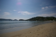 Beach in Zihuatanejo 2