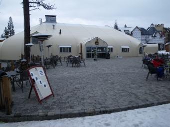 canoe cafe