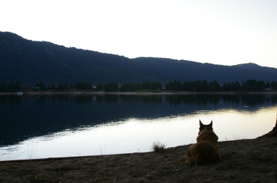 Cascade Lake, McCall 2011