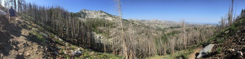 Trinity Lake hike 5
