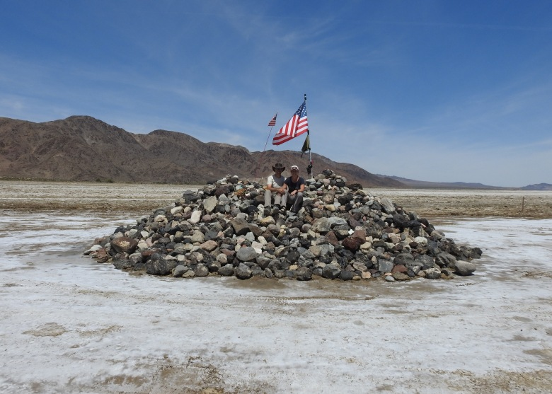 us on travelers monument